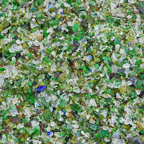 Glass Waste
